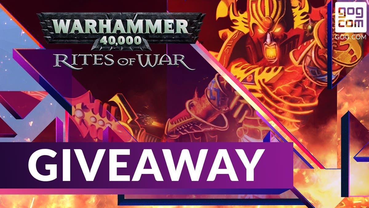 Warhammer giveaway GOG