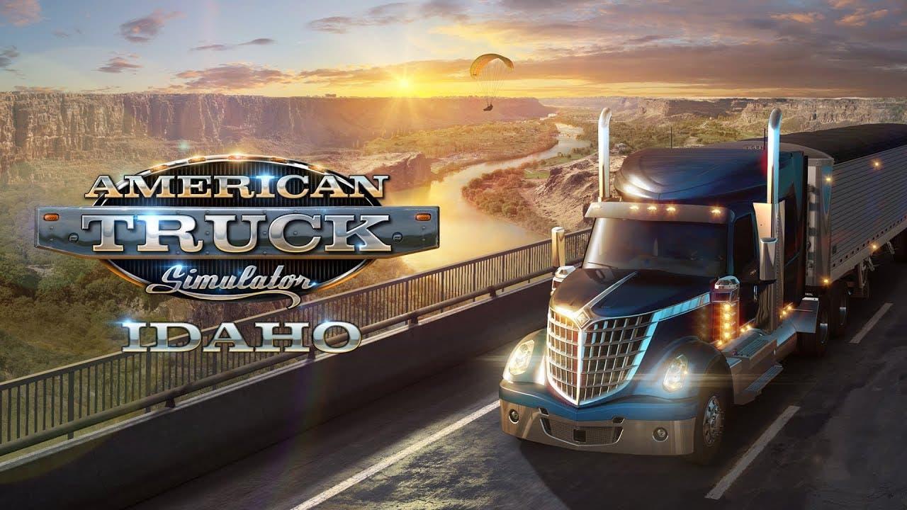 american truck simulator idaho h