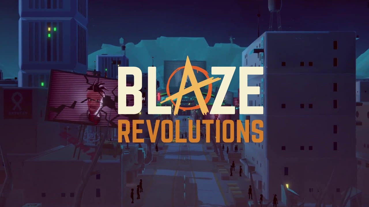 blaze revolutions leaves early a