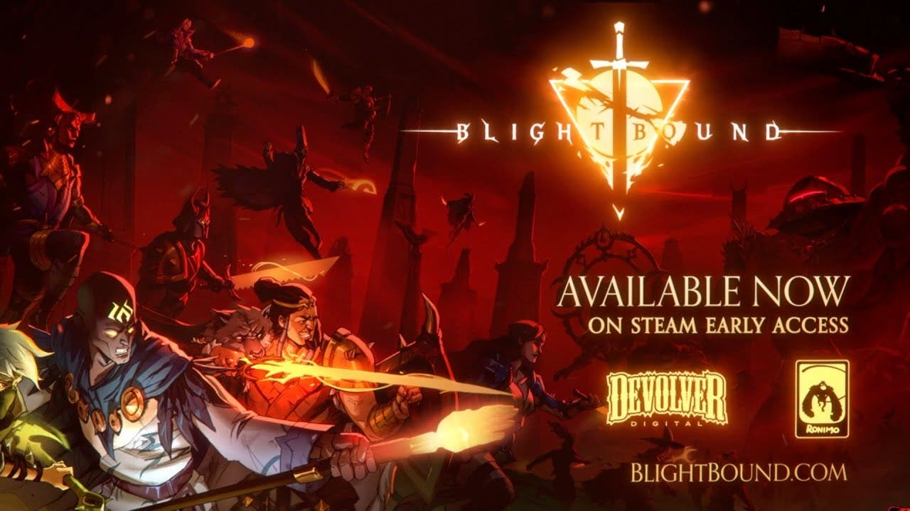 blightbound the multiplayer dung