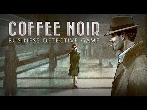 coffee noir fuses detective nove