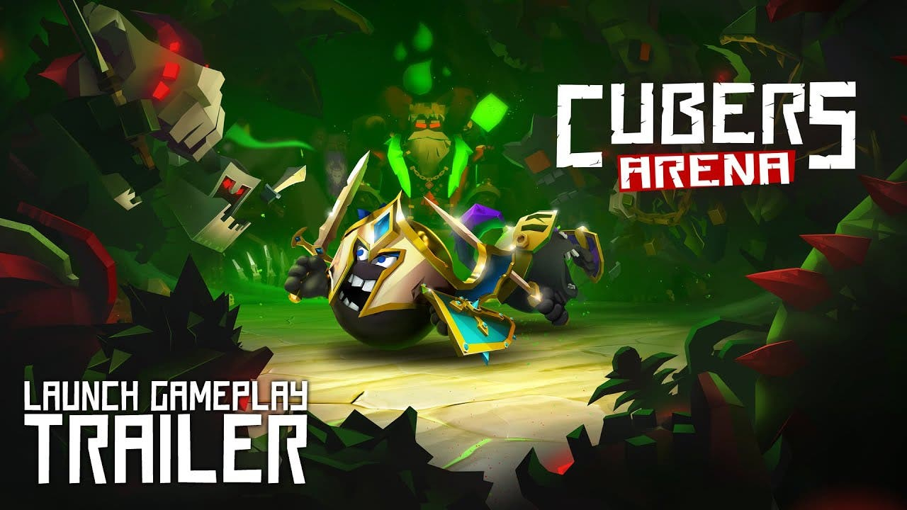 cubers arena comes to steam ps4
