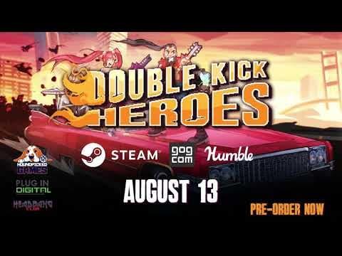 double kick heroes leaving early