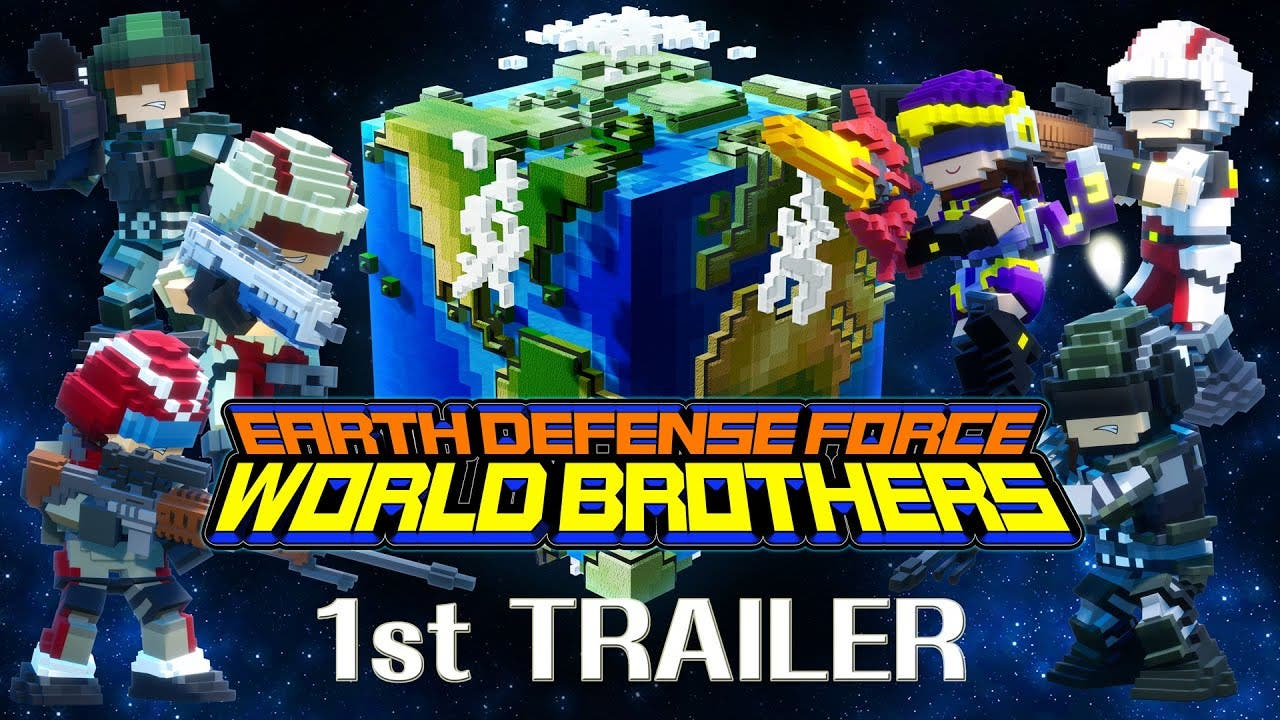 earth defense force world brothe