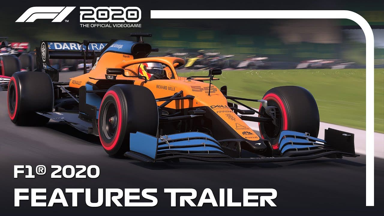 f1 2020 trailer gives an overvie