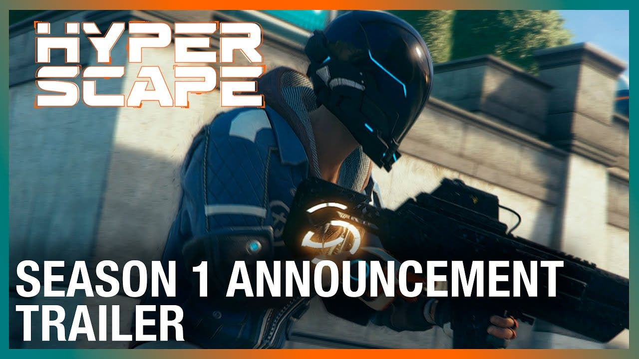 hyper scape launches on pc and c