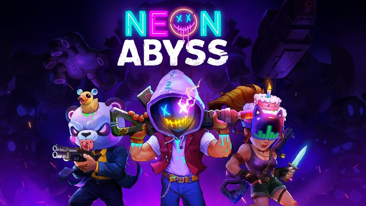 neon abyss the luminous dungeon