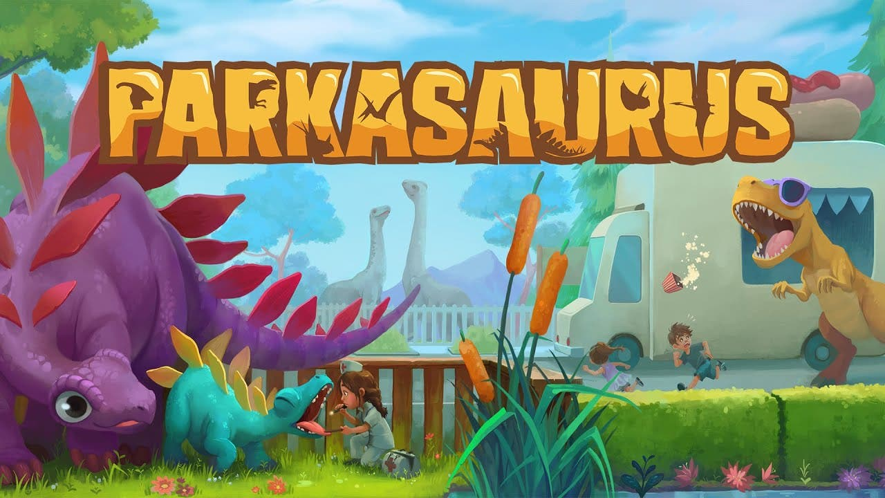 parkasaurus the dinosaur tycoon