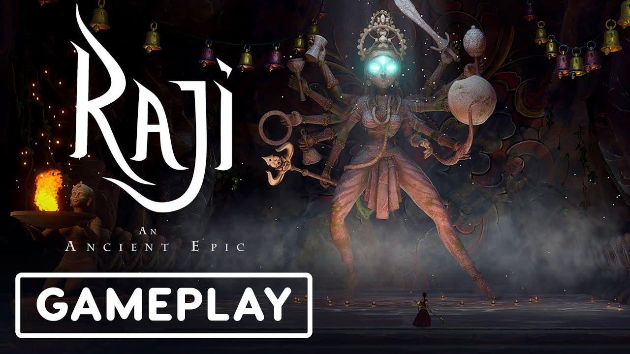 raji an ancient epic an action a