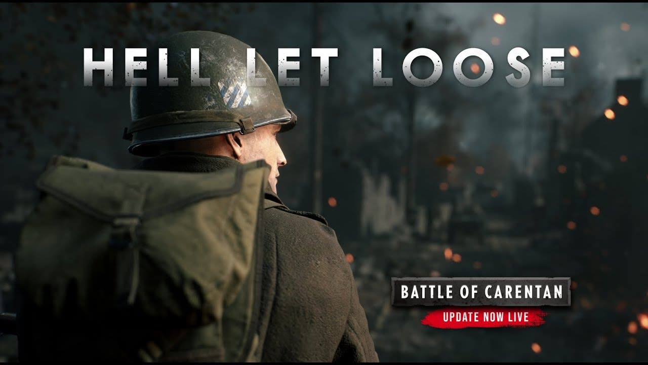the battle of carentan comes to