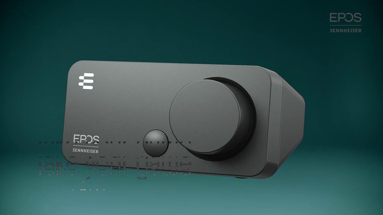 the epos gsx 300 is an external
