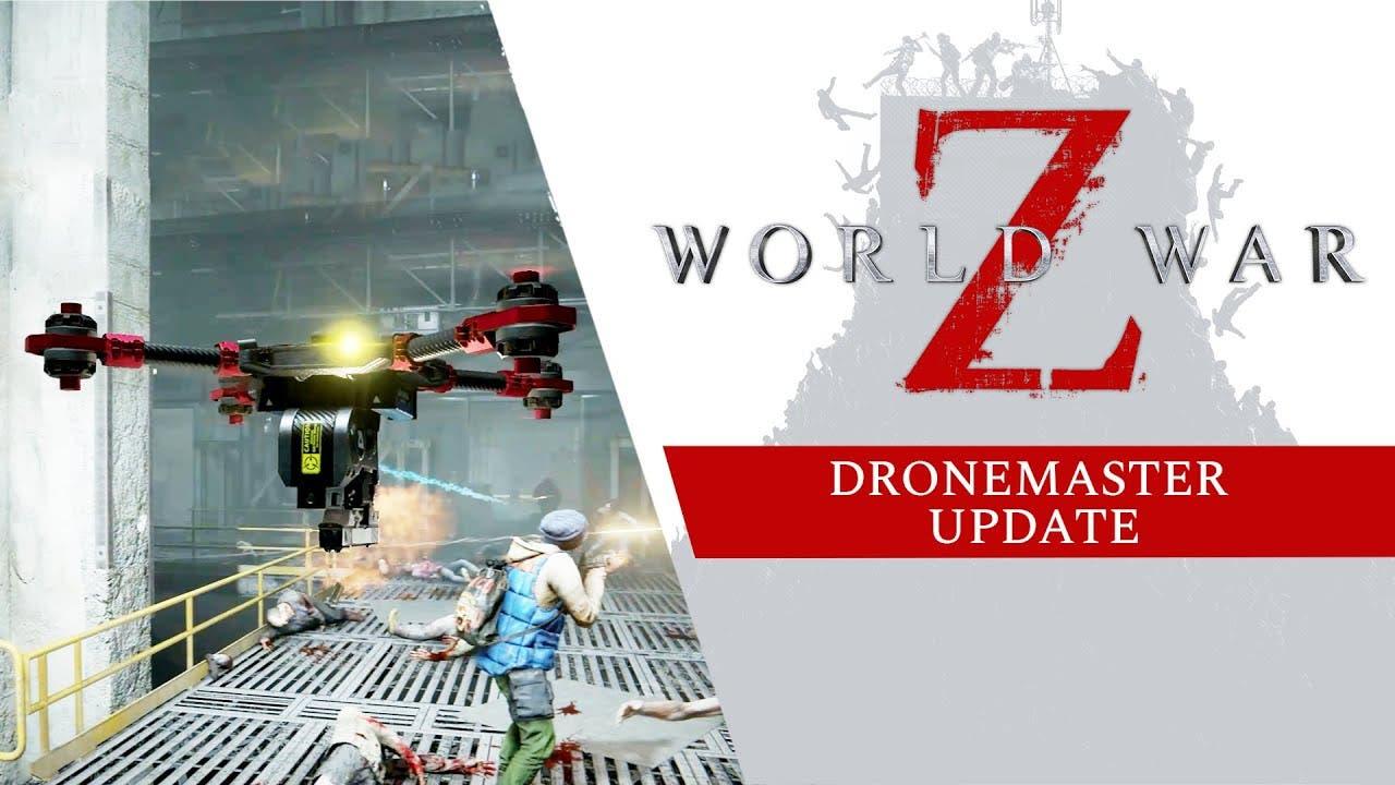 world war z dronemaster update b