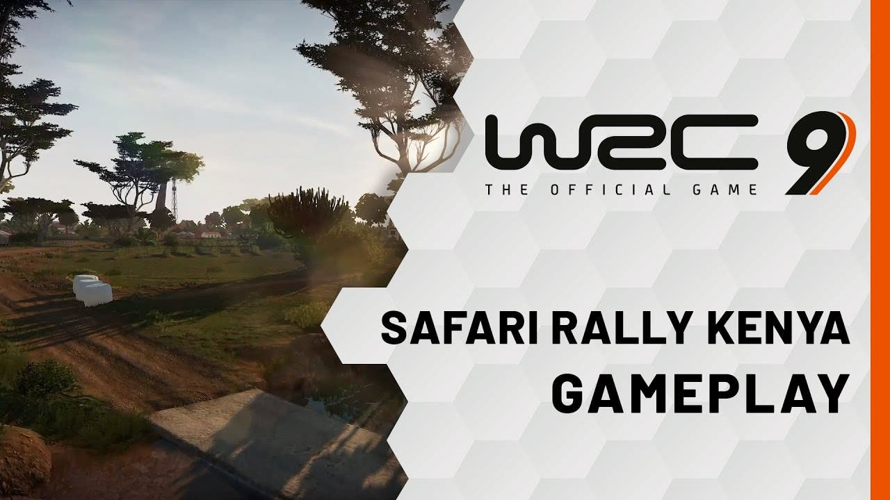 wrc 9 gameplay trailer gives a g