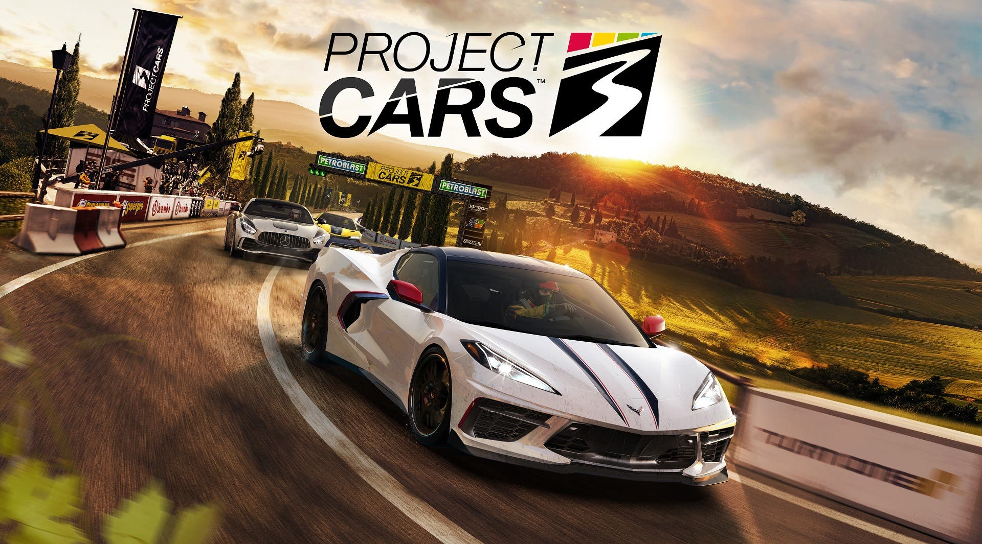 ProjectCARS3 review featured