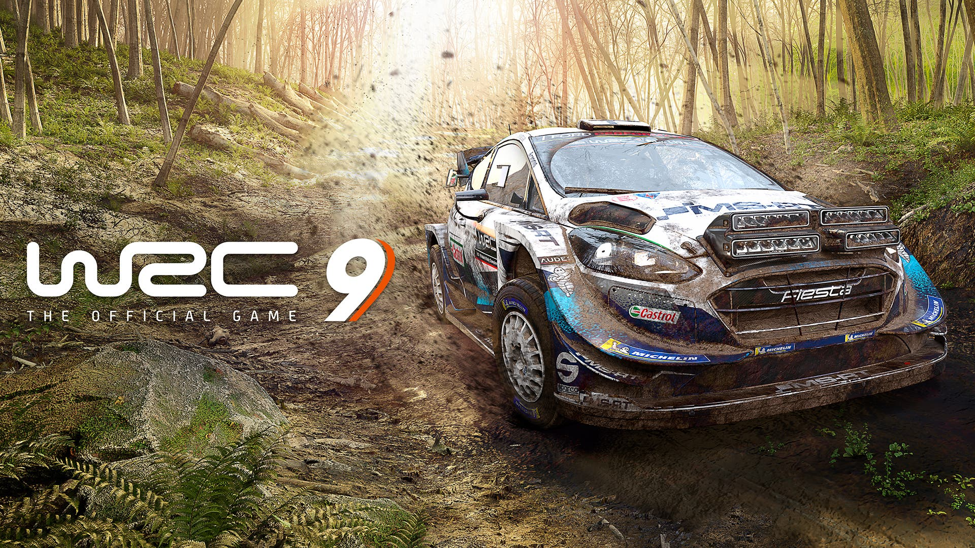 WRC9 review featured