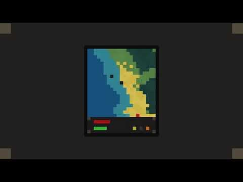 alt254 a minimalistic open world