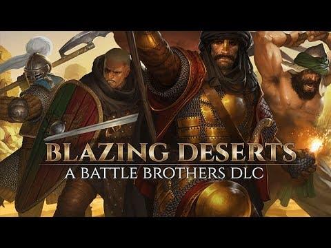 blazing deserts dlc trailer reve