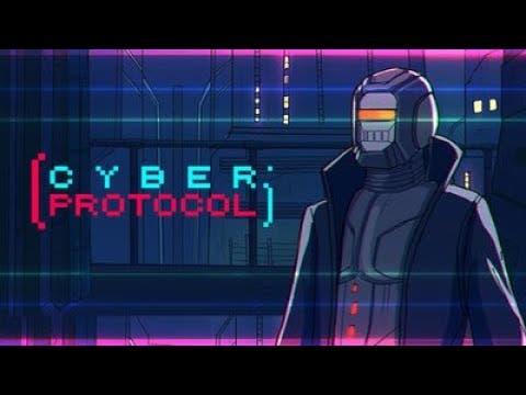 cyber protocol is retro puzzle g