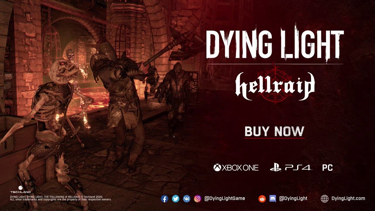 dying light hellraid out on pc w