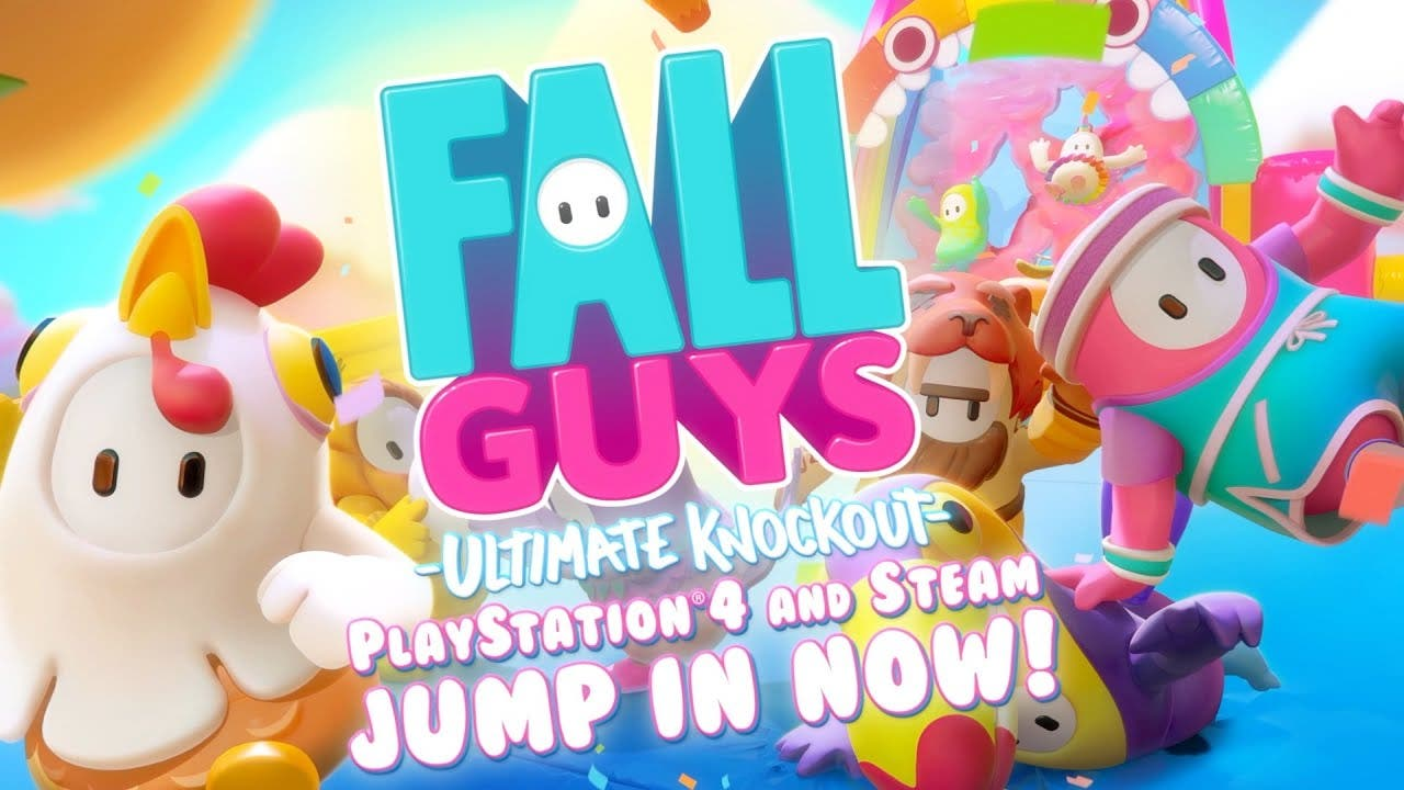fall guys ultimate knockout is n