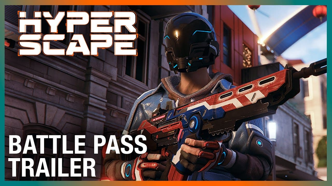 hyper scape ubisofts free to pla