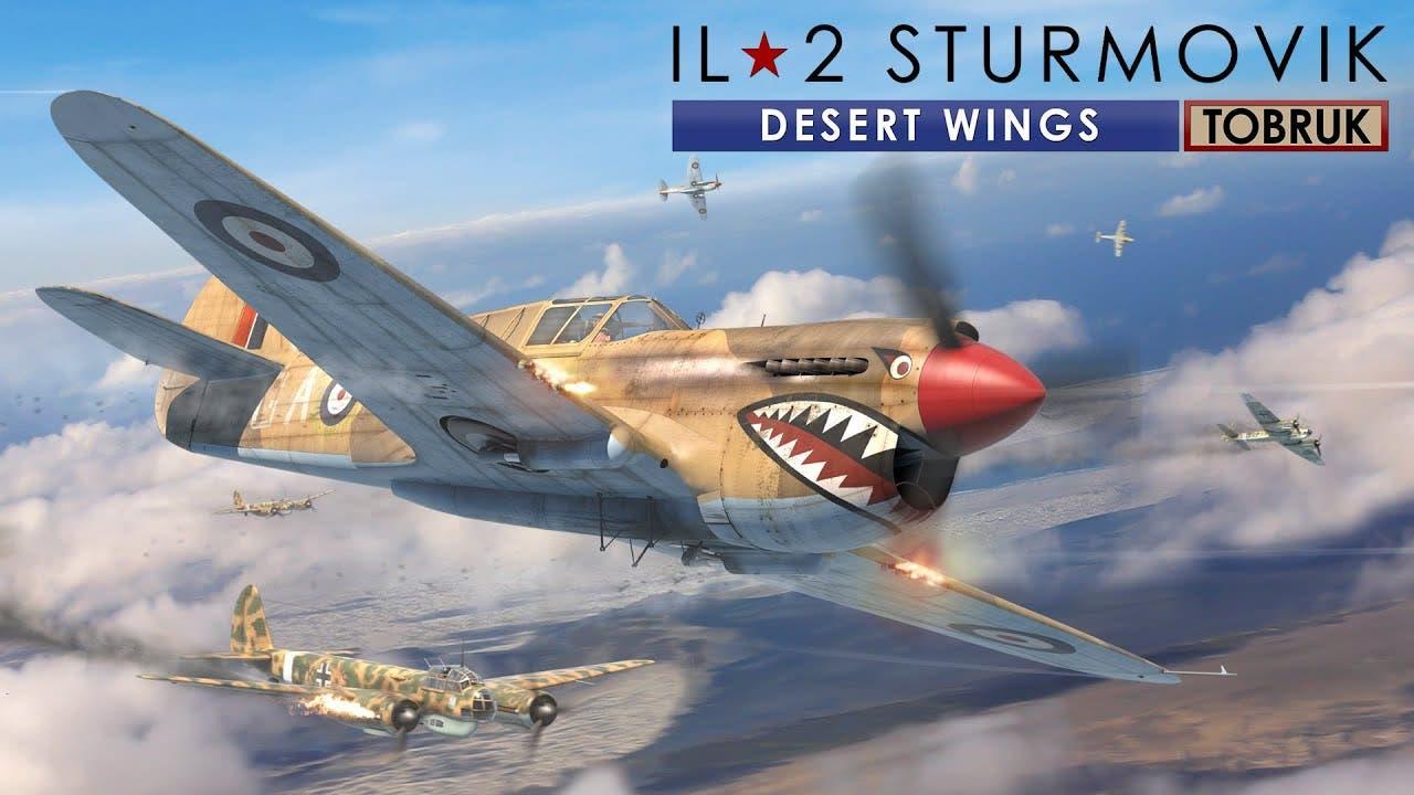 il 2 sturmovik desert wings tobr