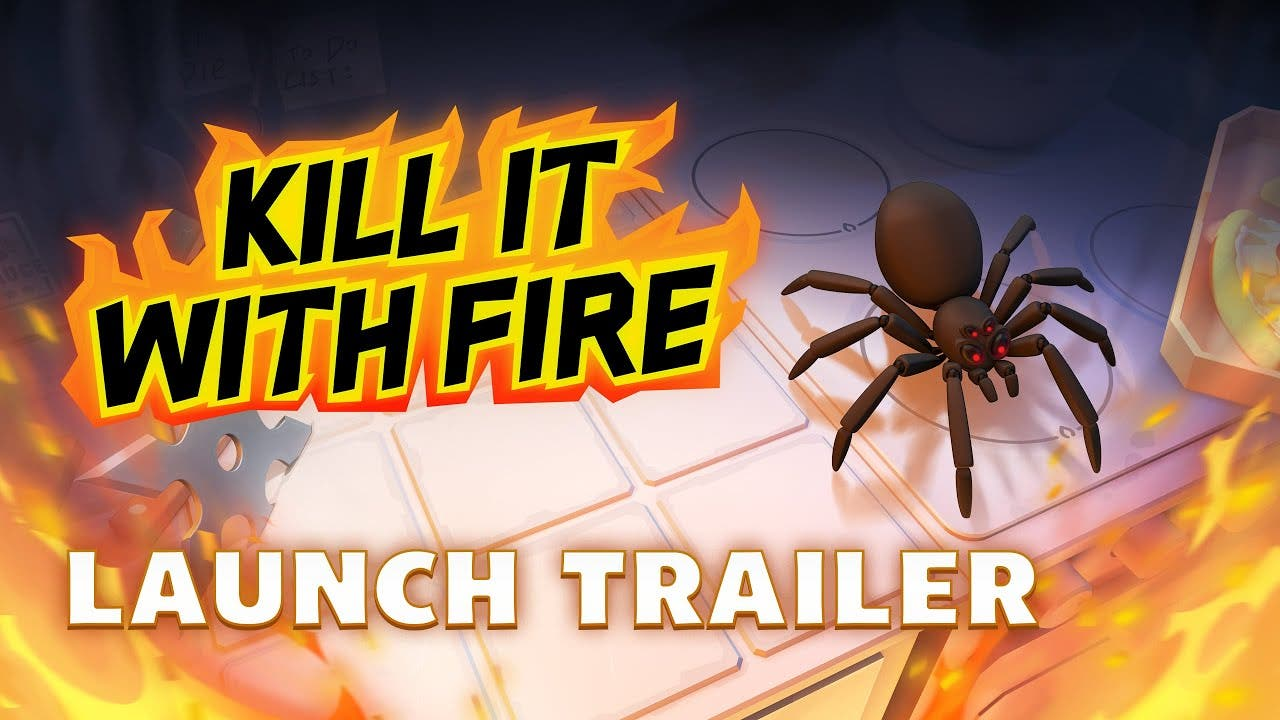 kill it with fire out now on pc