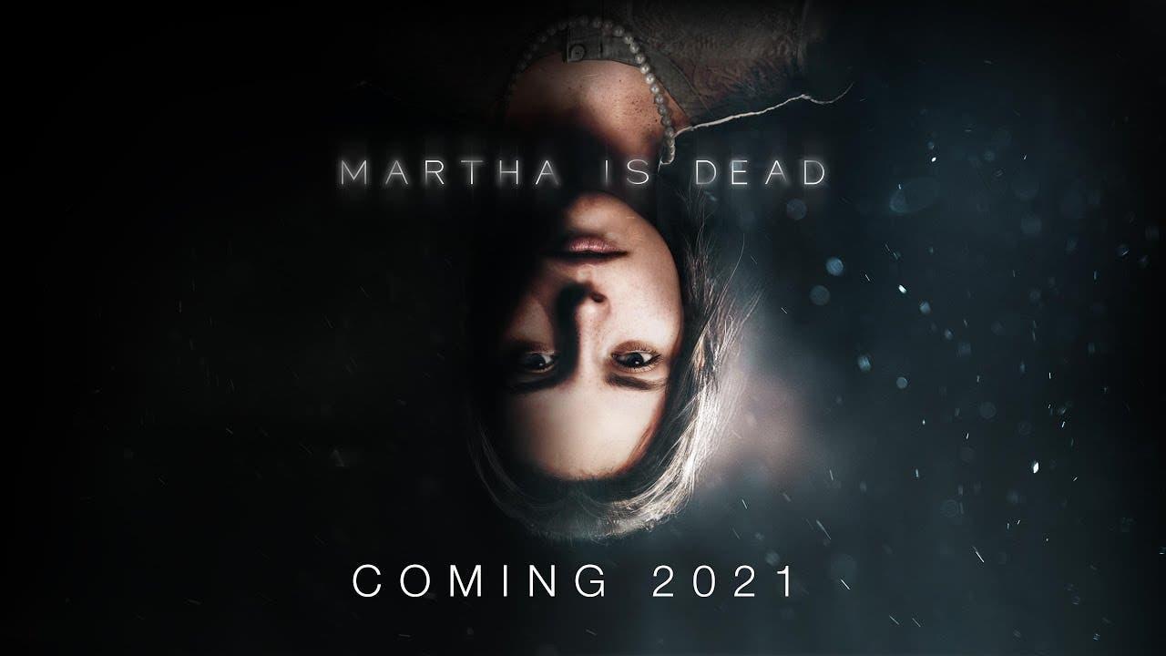martha is dead horror mystery an