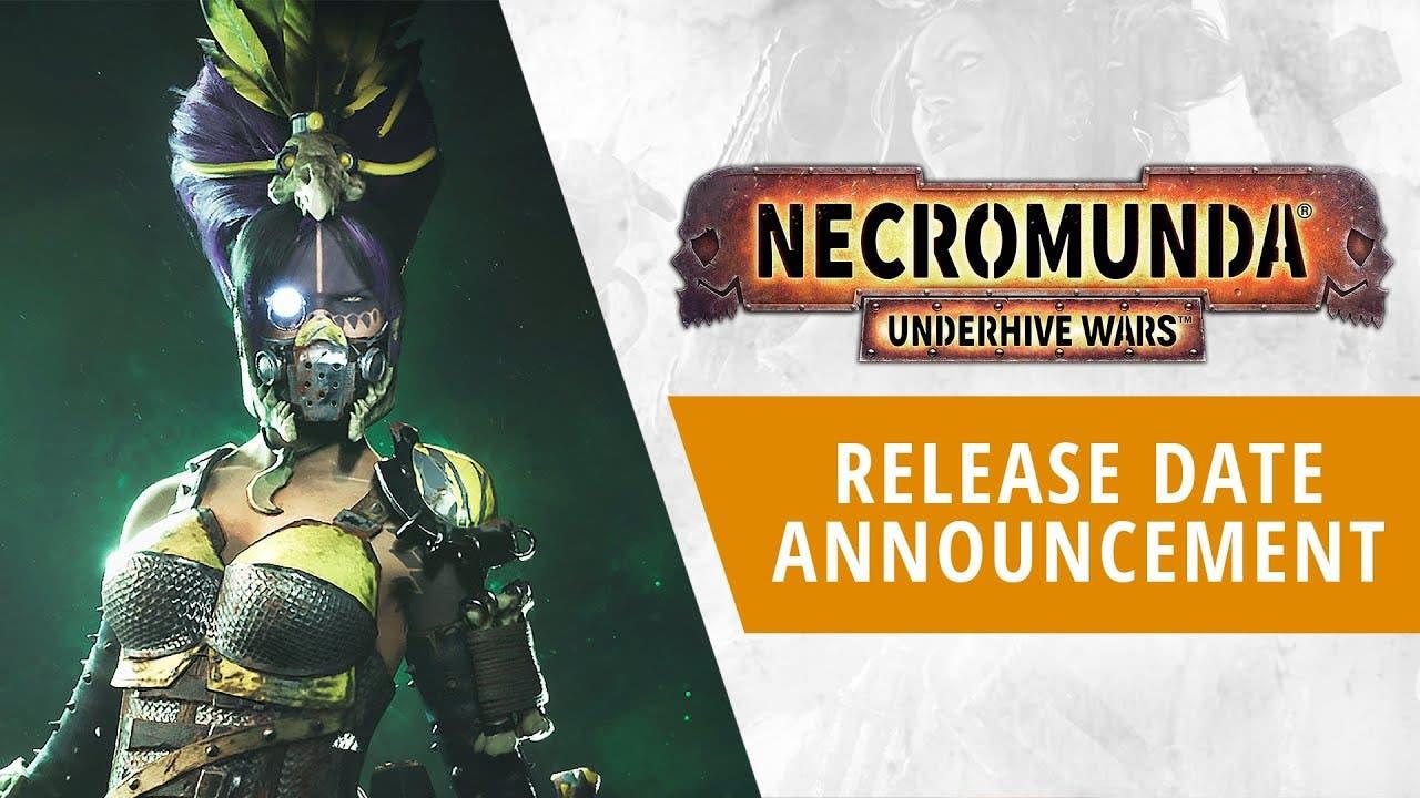 necromunda underhive wars gamepl