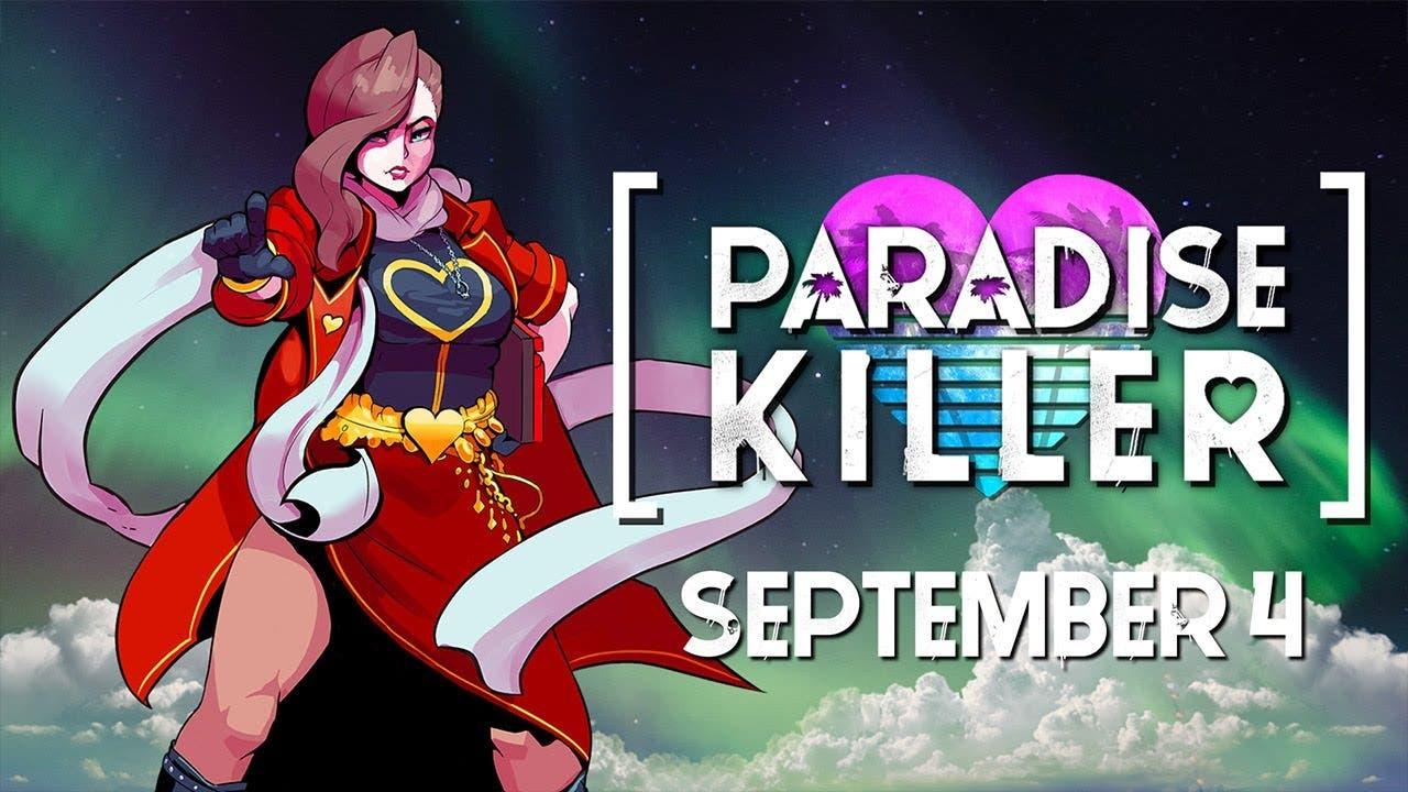 paradise killer gets a release d