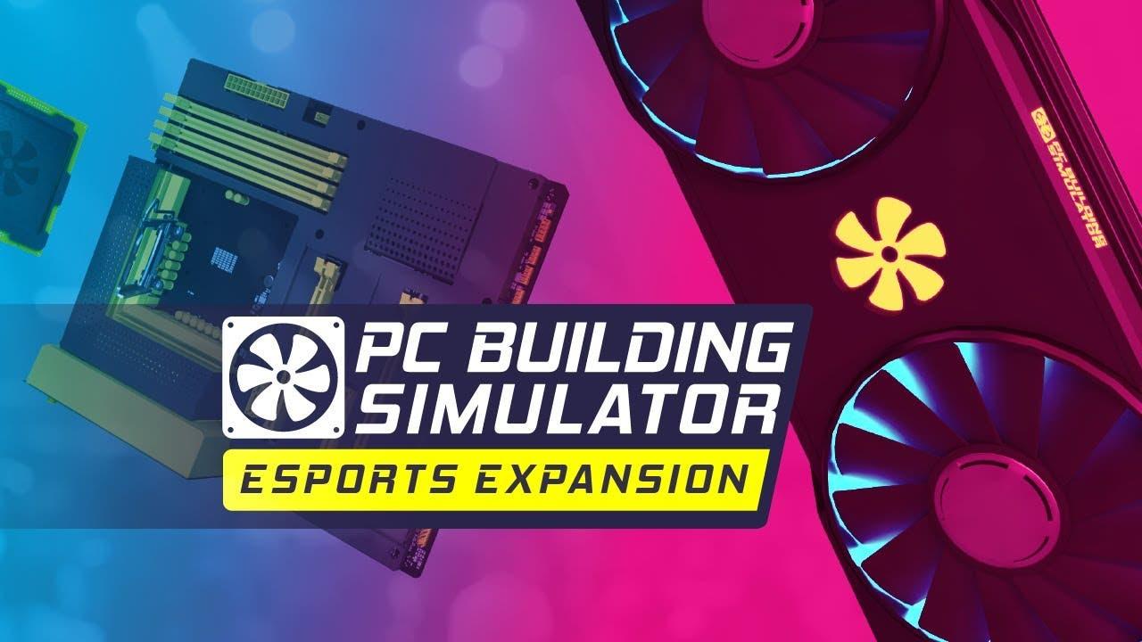 pc building simulator receives e