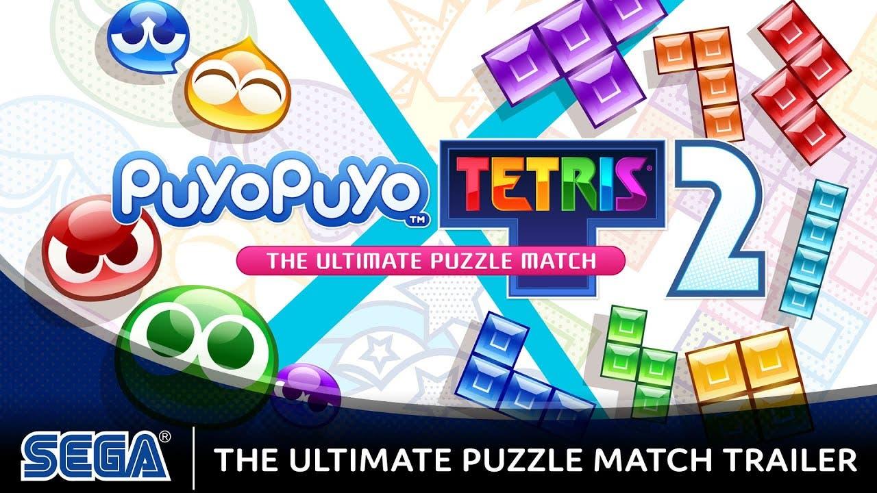 puyo puyo tetris 2 announced rel