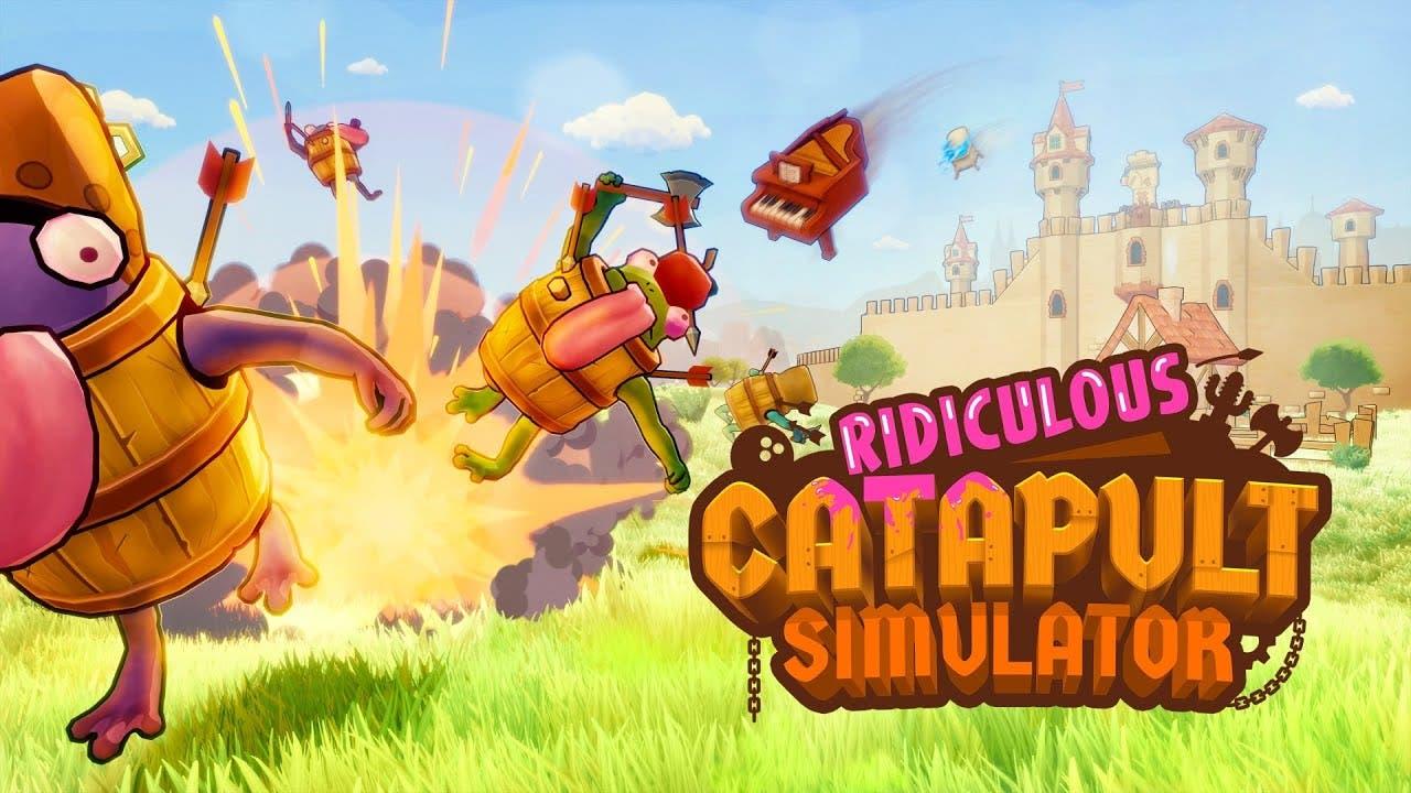 ridiculous catapult simulator an