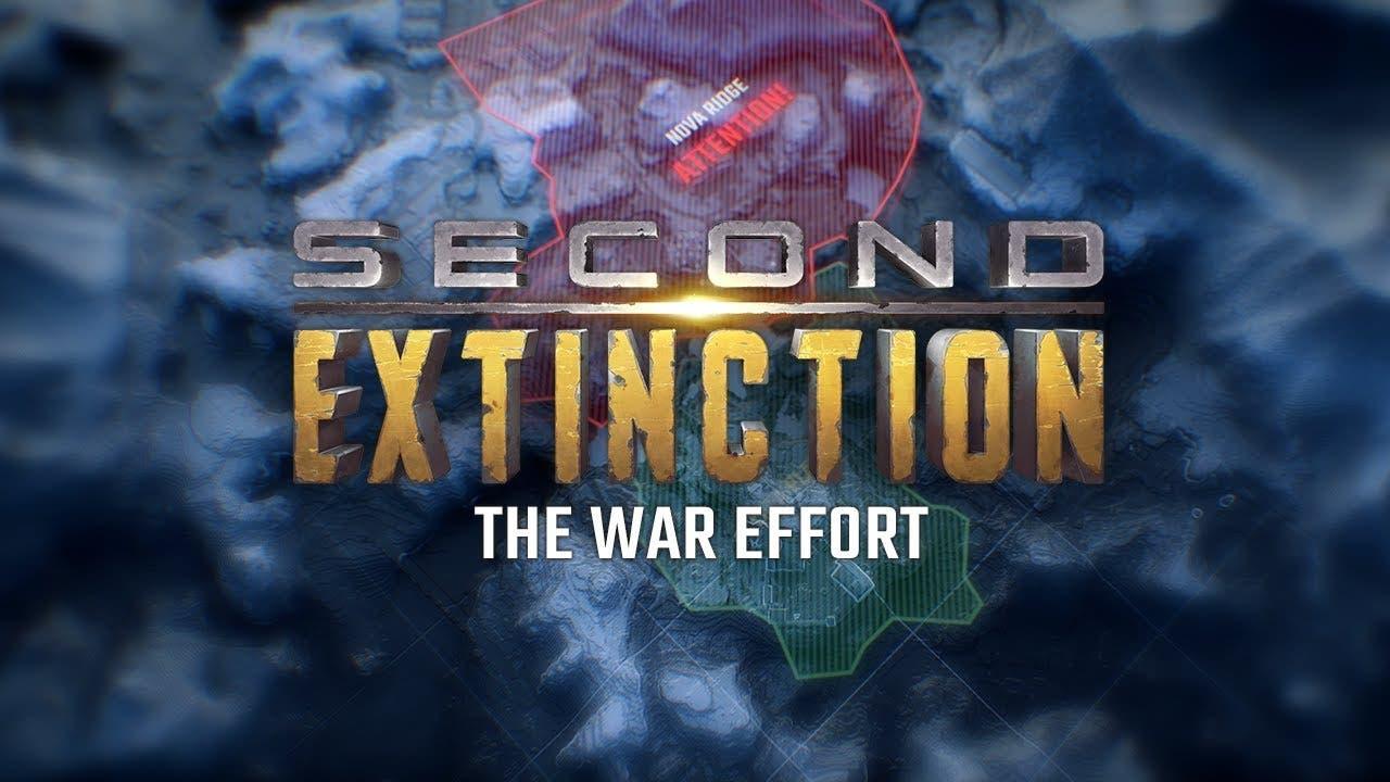 second extinction gameplay shown