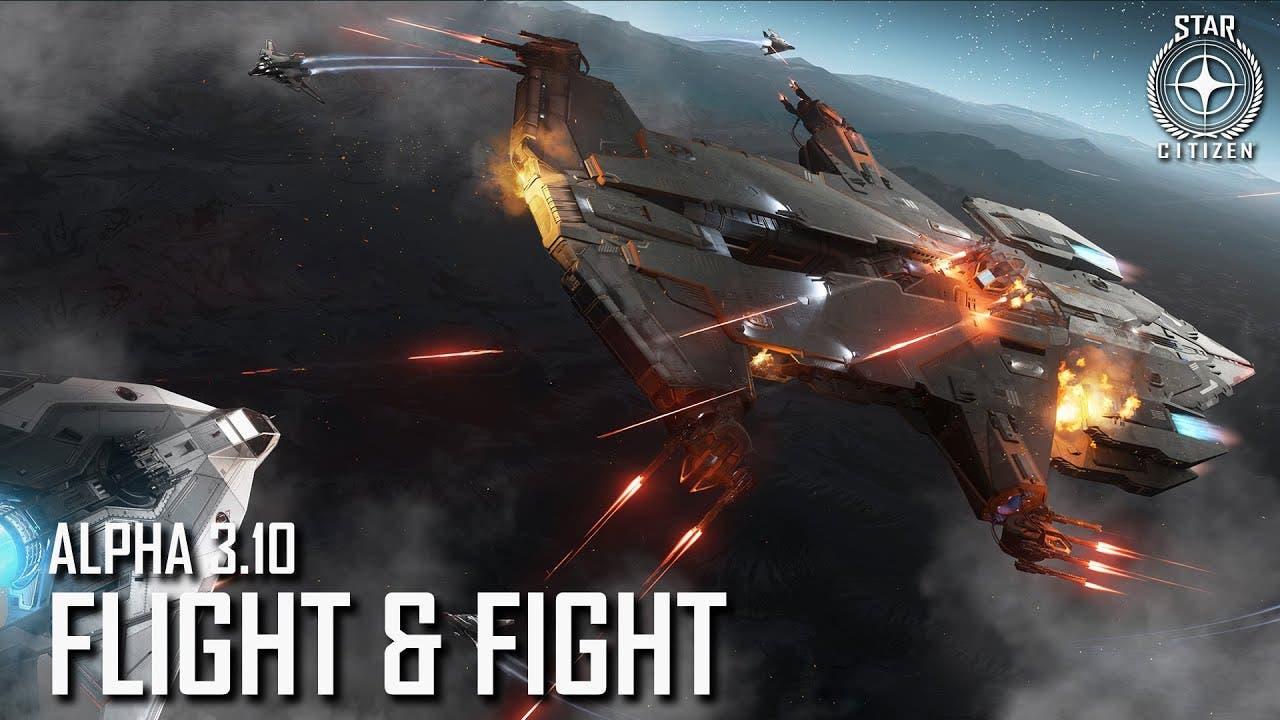 star citizen alpha 3 10 flight f