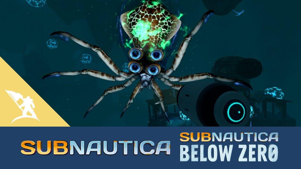 subnautica and subnautica below