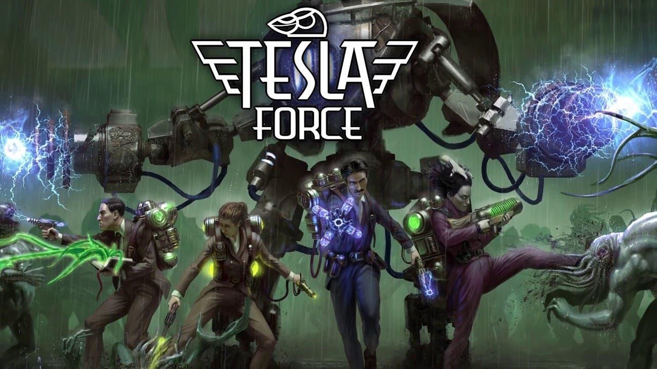 tesla force the follow up to tes