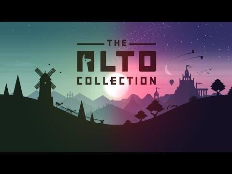 the alto collection containing a