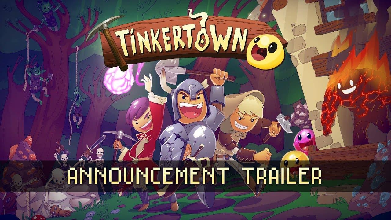 tinkertown is an isometric tilt