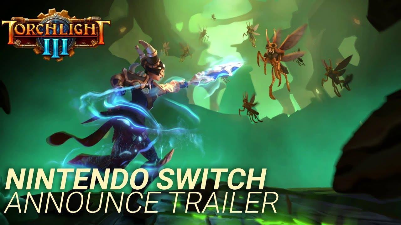 torchlight iii announced for nin
