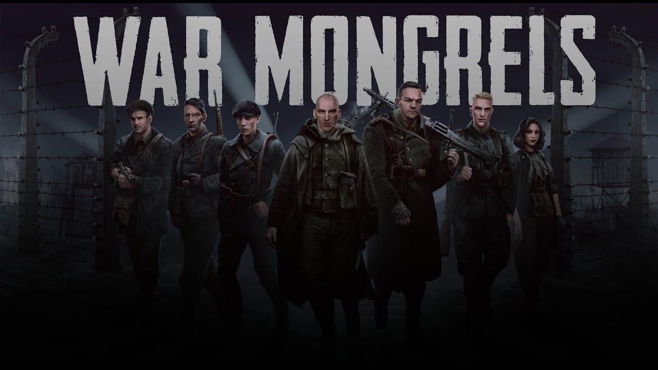 war mongrels is the next game fr