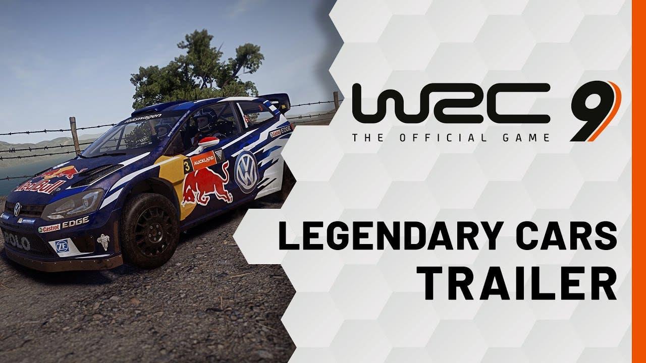 wrc 9 showcases the legendary ca