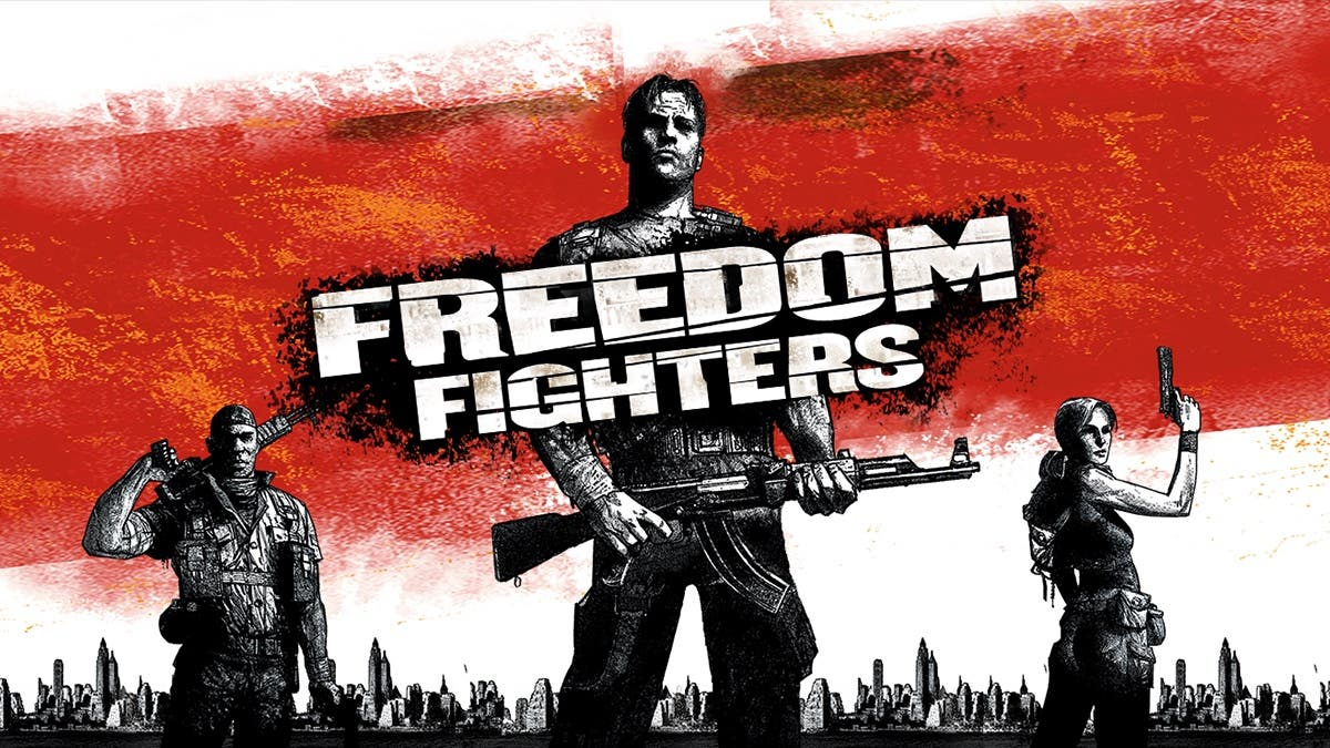 FREEDOM FIGHTERS GOG