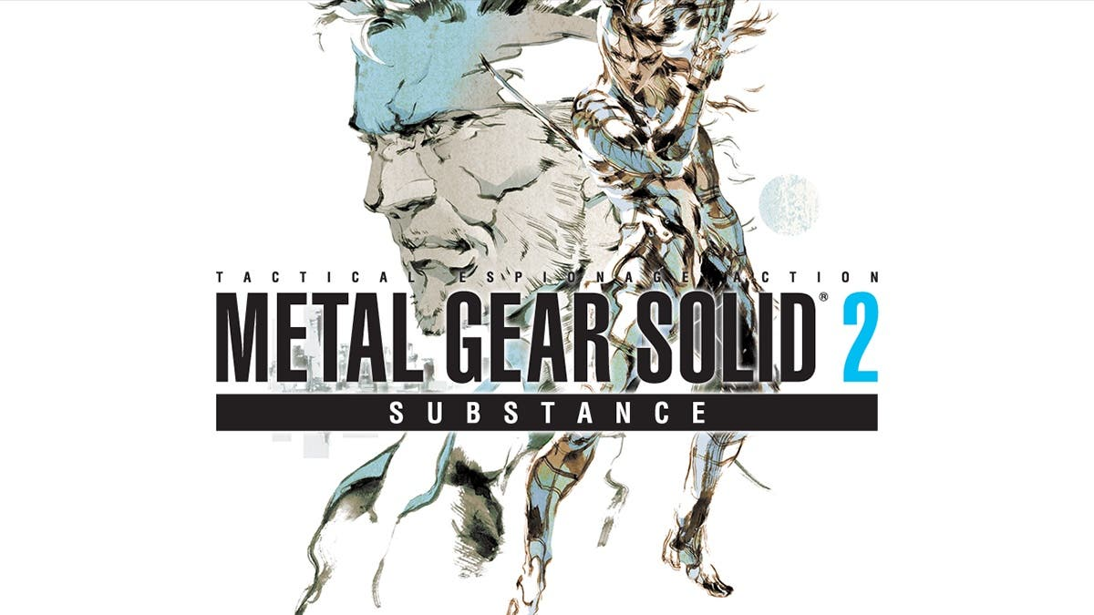 Metal Gear Solid 2 Substance GOG