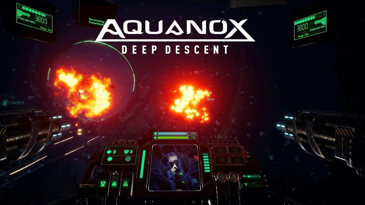 aquanox deep descent to feature