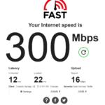 ax86u speedtest fast