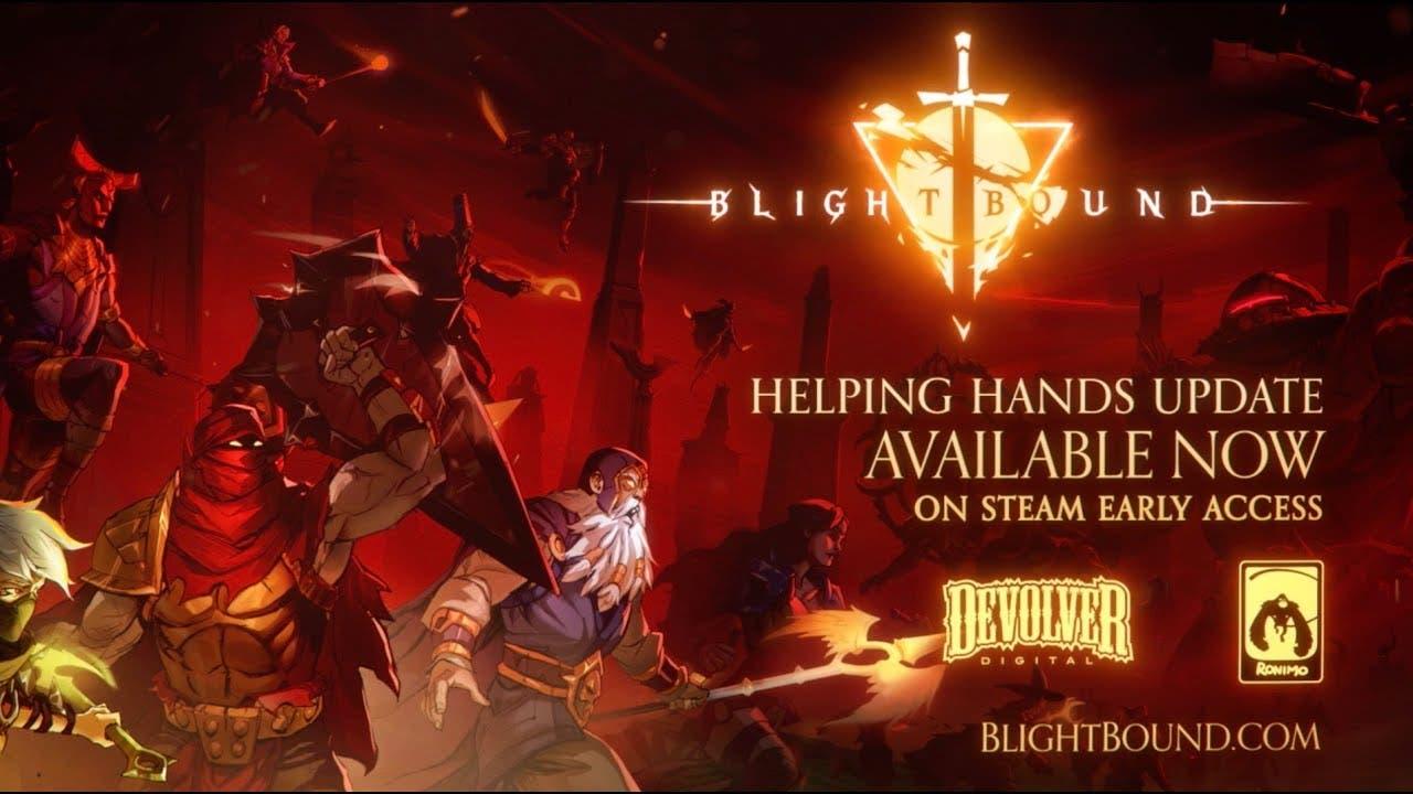 blightbound helping hands update