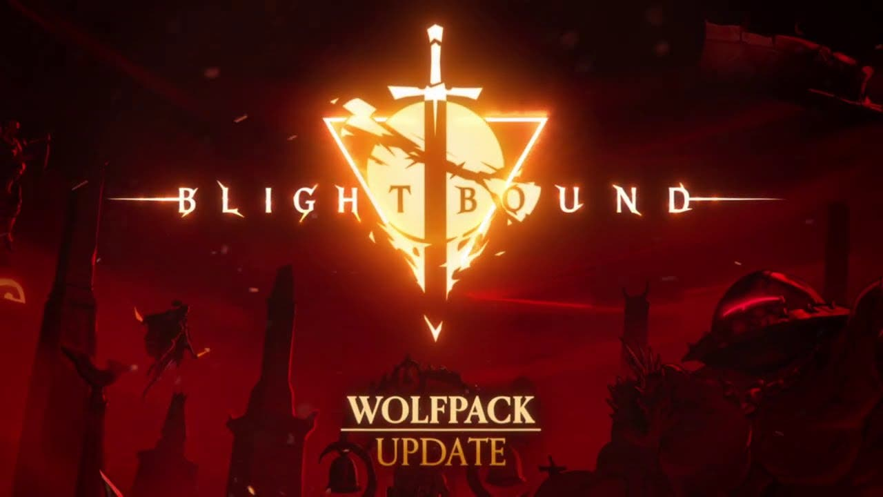 blightbound receives the wolfpac