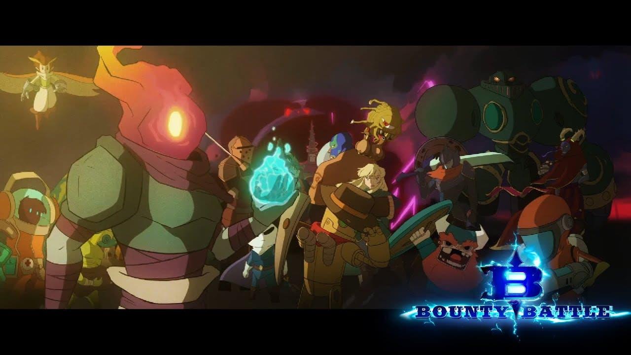 bounty battle the battler featur