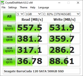 cdm SeagateBarraCuda120SATA500GB